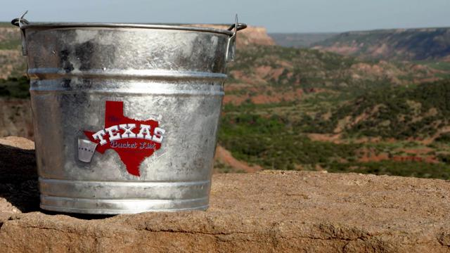 The Texas Bucket List