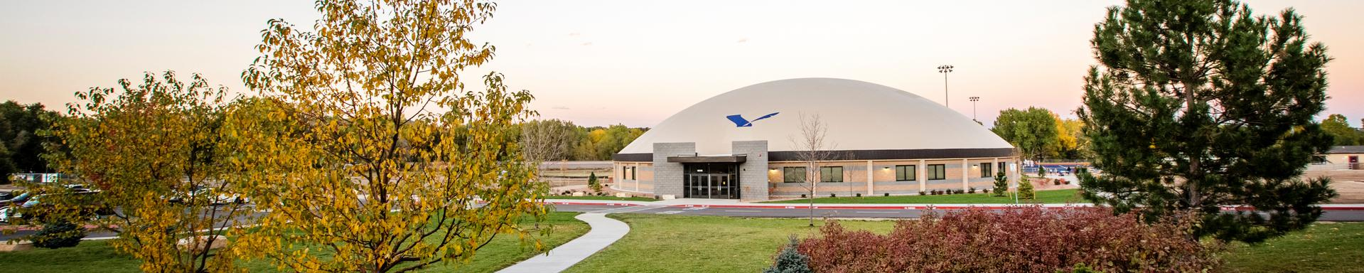 The Vanguard School in Colorado Springs, Colorado