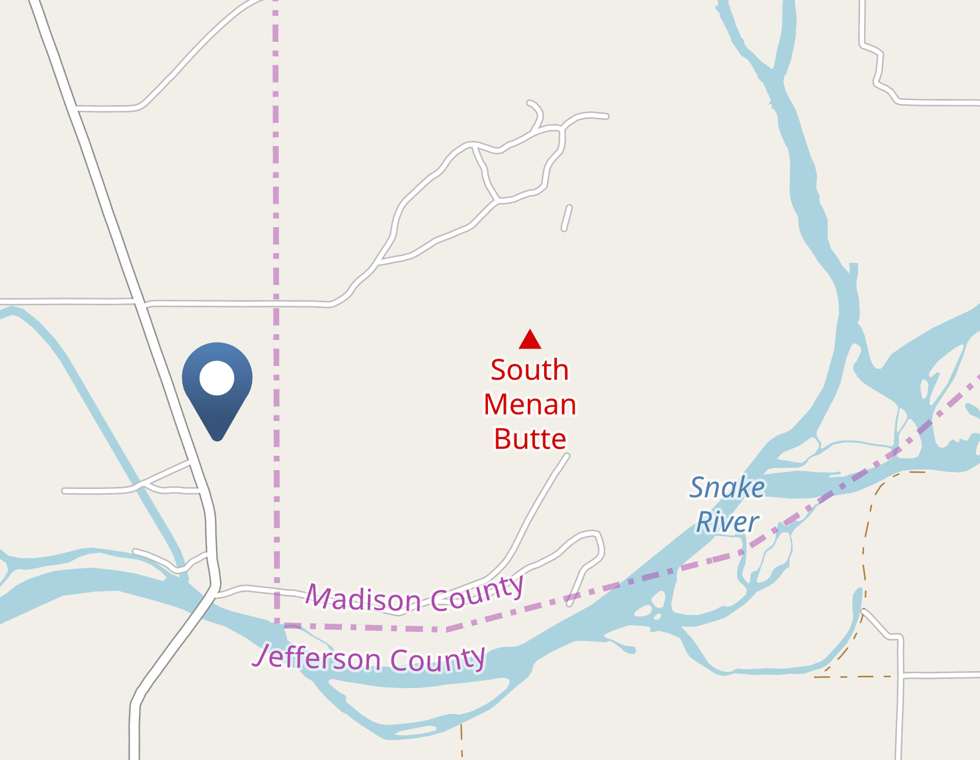 Map of South Industries